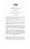 Organismo de Inspeccion Panamá CAI Cacisa Compañía Asesora Construcción